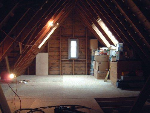 finished attics ideas - finished attic Quotes