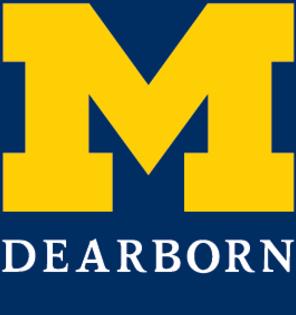 UM-Dearborn logo